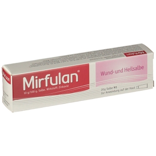 Mirfulan® Wund- und Heilsalbe