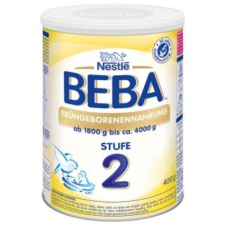 Nestlé BEBA® Frühgeborenennahrung Stufe 2