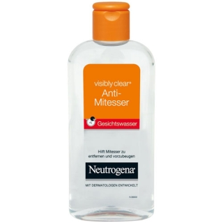 Neutrogena® visibly clear® Anti-Mitesser Gesichtswasser