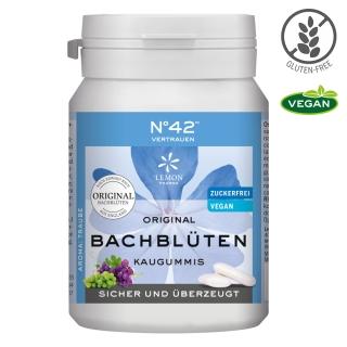 No. 40® Energie Original Bachblüten Kaugummis