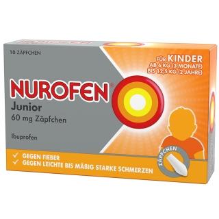 Nurofen® Junior Zäpfchen 60 mg
