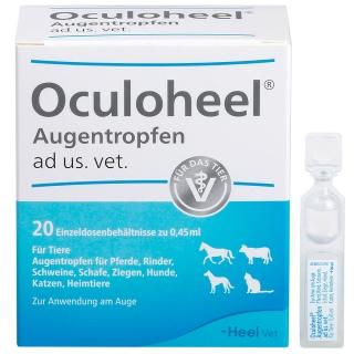 Oculoheel® Augentropfen ad us. vet.