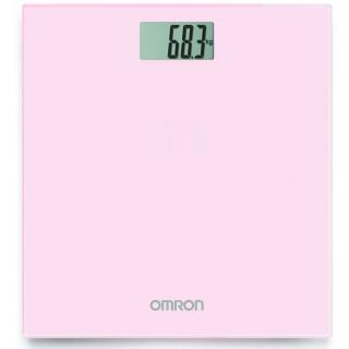 OMRON HN 289 digitale Personenwaage pink