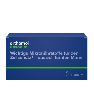 Orthomol Flavon m® Kapseln