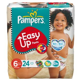 Pampers® Easy Up Gr. 6 Sparpack