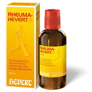 RHEUMA HEVERT® N Tropfen