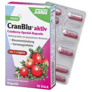 Salus® CranBlu® aktiv Cranberry-Spezial