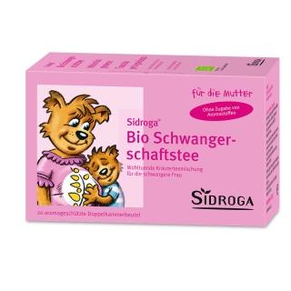 Sidroga® Bio Schwangerschaftstee