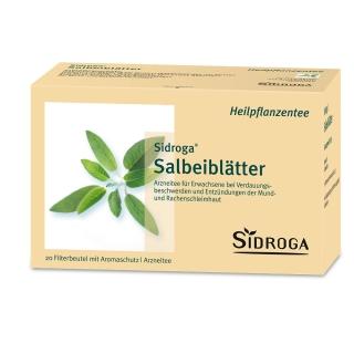 Sidroga® Salbeiblättertee