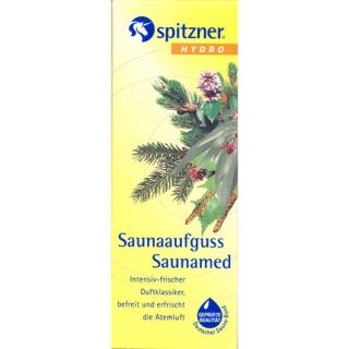 Spitzner® Hydro Saunaaufguss Saunamed