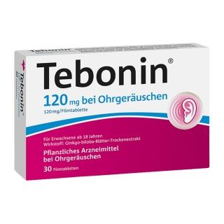 Tebonin® 120 mg bei Ohrgeräuschen