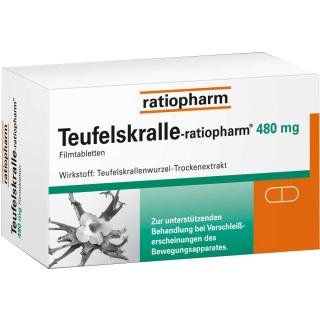 Teufelskralle-ratiopharm® 480 mg