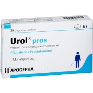 Urol Pros Dragees