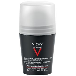 VICHY Homme Deo Roll On Anti Transpirant 72h