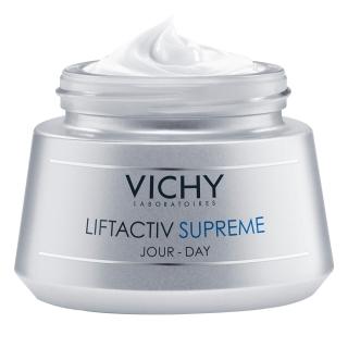 VICHY Liftactiv Supreme Tagespflege für normale Haut + 7 ml Liftactiv Serum GRATIS