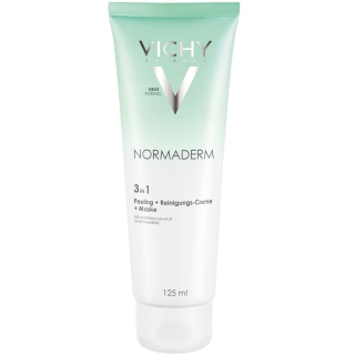VICHY Normaderm Tri-Activ Peeling + Reinigungscreme + Maske