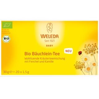 WELEDA Bio Bäuchlein Tee