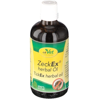 ZeckEx® herbal Öl vet
