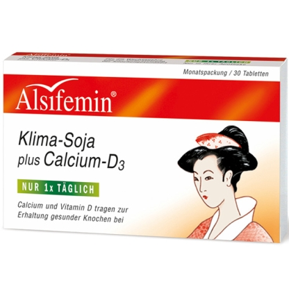 Alsifemin® Klima-Soja plus Calcium D3