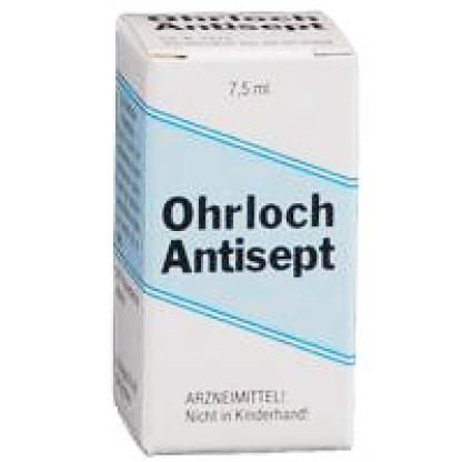 ohrloch antisept