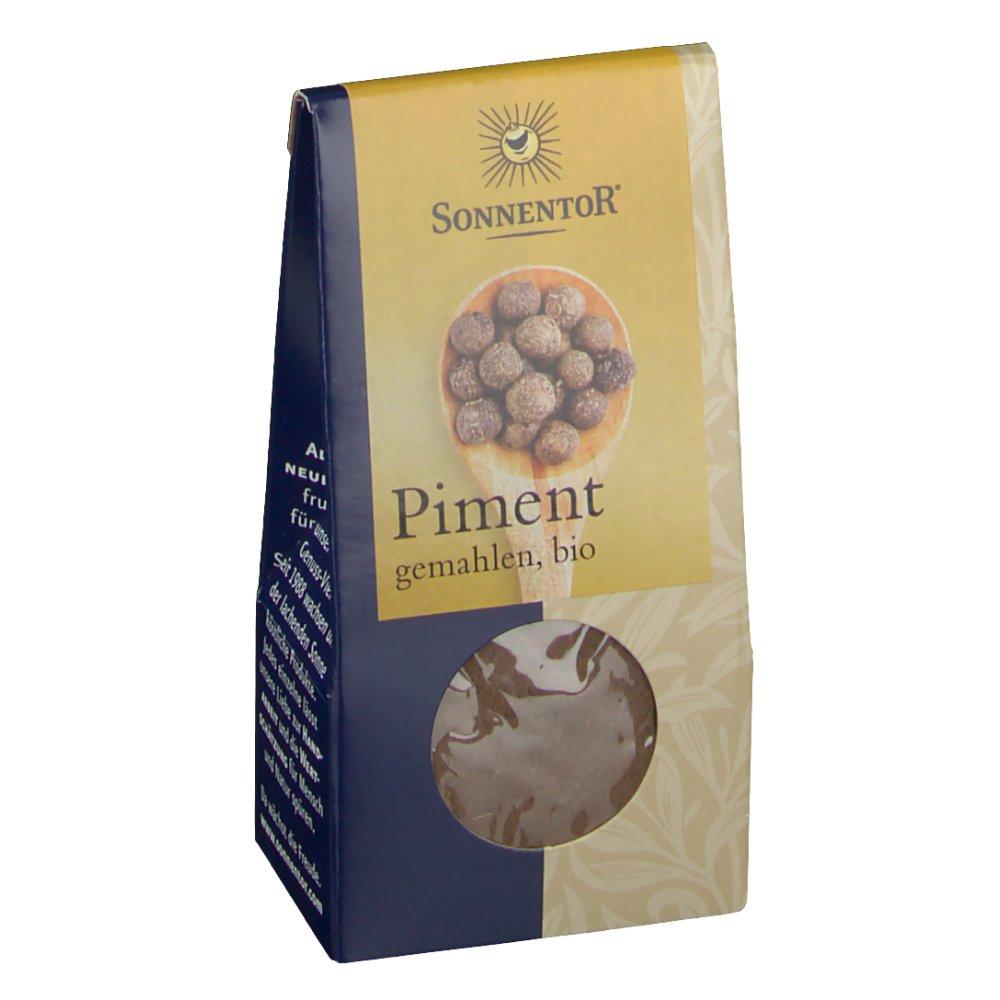 SonnentoR® Piment gemahlen bio