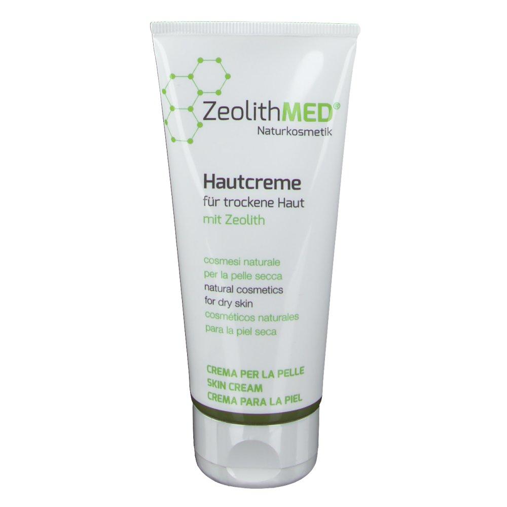 ZeolithMED® Hautcreme für trockene Haut 100 g Creme