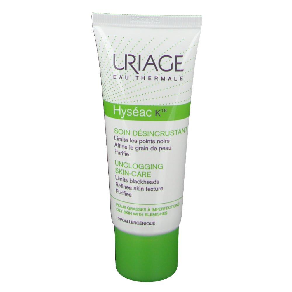 Uriage Hyséac K18 Mitesser 40 ml Creme