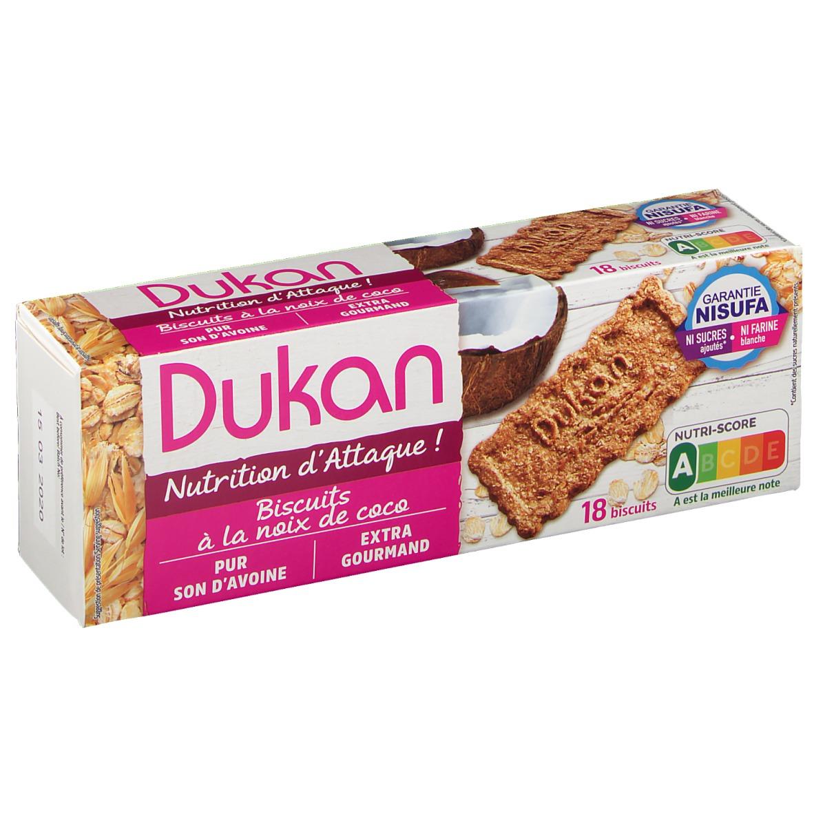 Dukan® Kekse Kokos 18 St