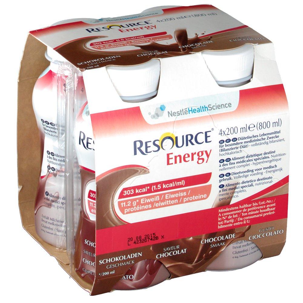 Resource® Energy Mischkarton
