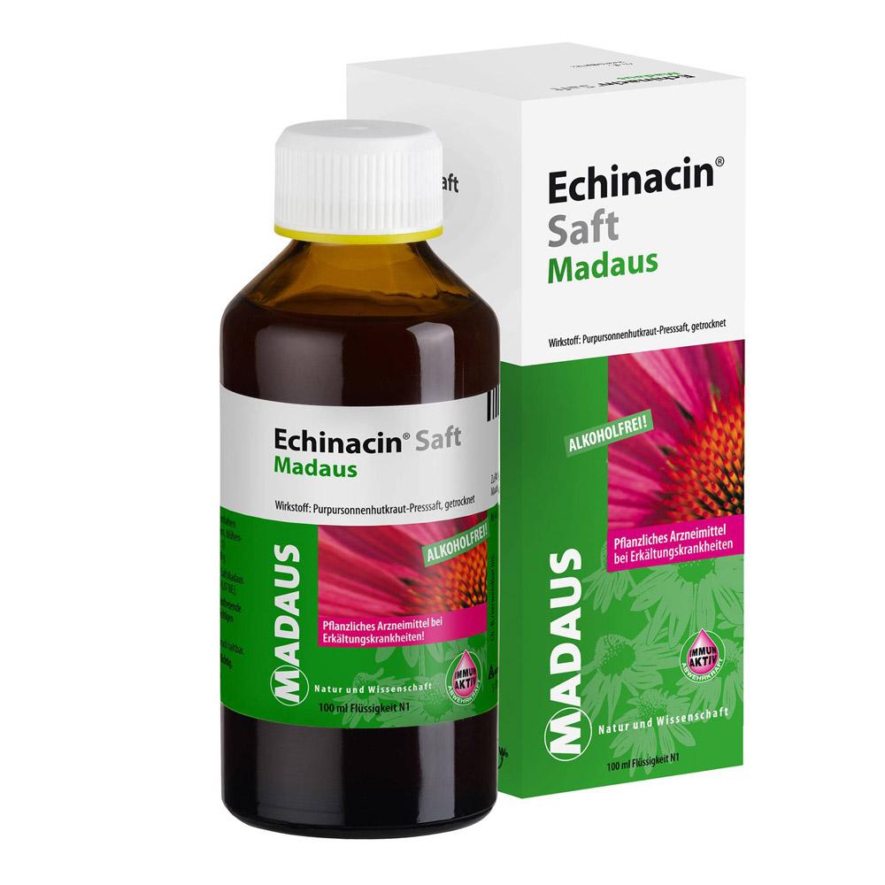 Echinacin® Saft Madaus