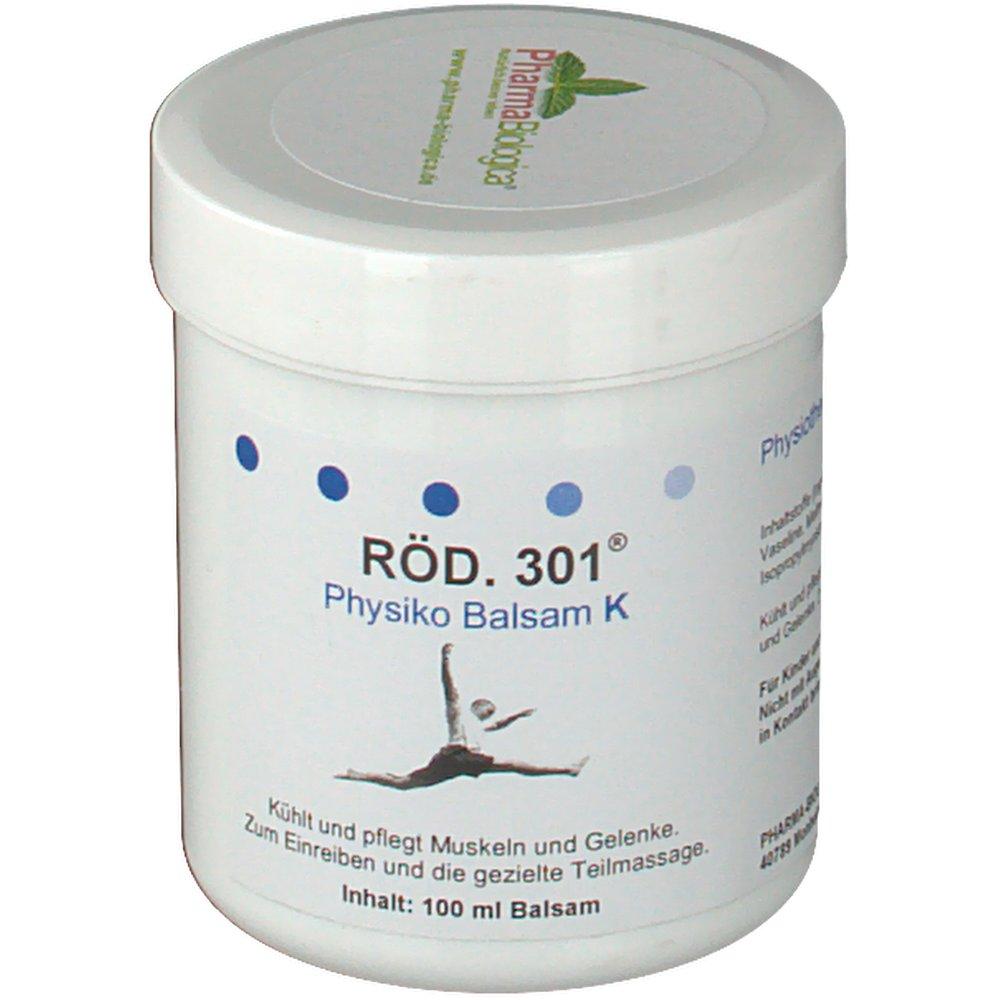 TRAUMA RÖD 301® Trauma Röd® 301 K kühlend 100 ml Salbe