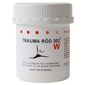TRAUMA RÖD 302® Trauma Röd® 302 W wärmend 100 ml Salbe