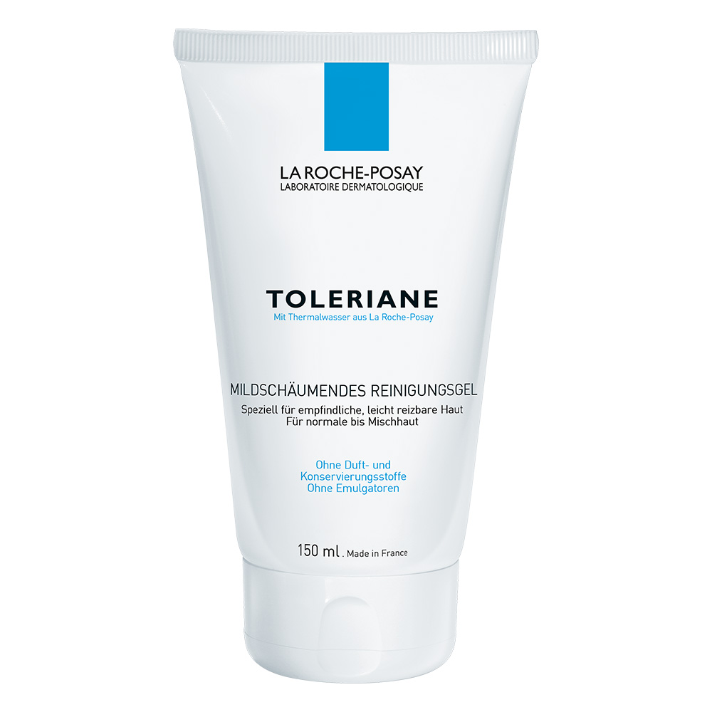la roche posay toleriane reinigungsgel 50 ml toleriane. Black Bedroom Furniture Sets. Home Design Ideas