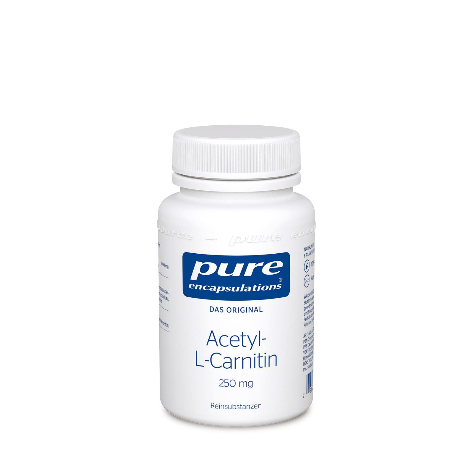 pure encapsulations® Acetyl-L-Carnitin