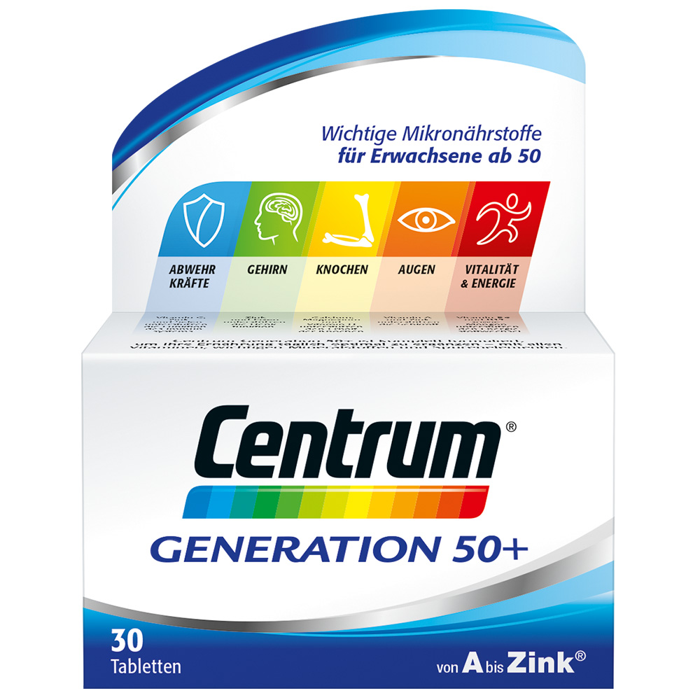 Centrum Generation 50+ Capletten