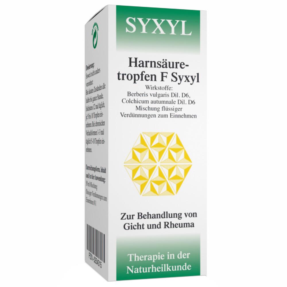 Syxyl Harnsäuretropfen F Lösung