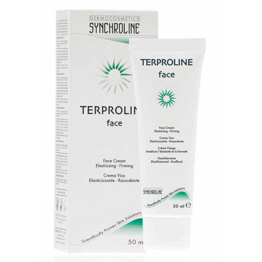 Synchroline Terproline face cream