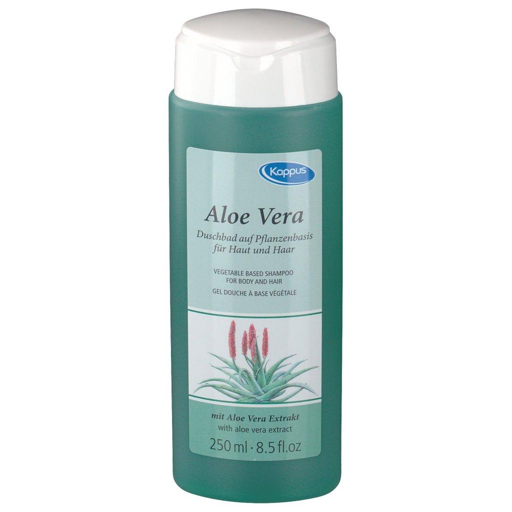 Kappus Aloe Vera Duschbad Pflanzenöl-Basis