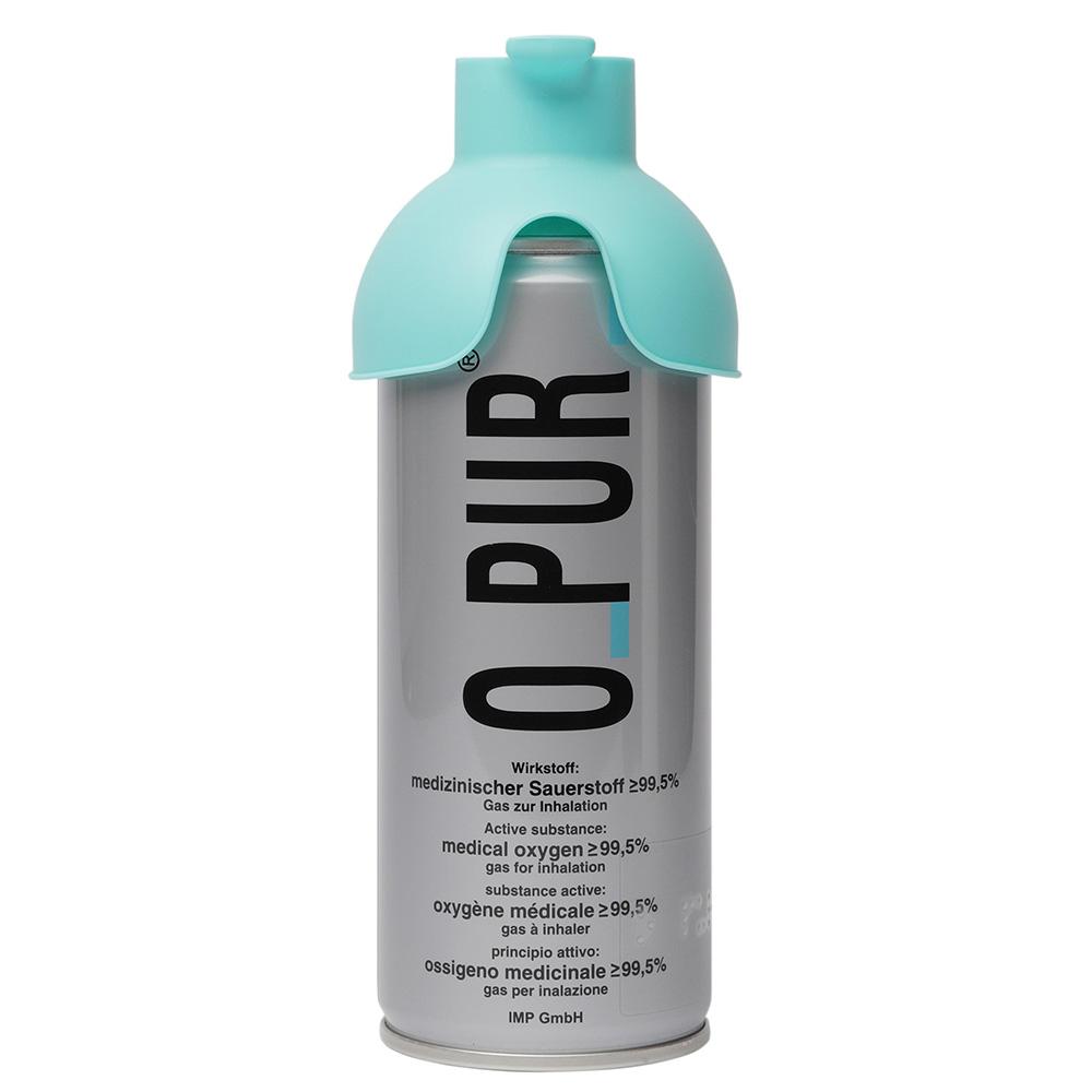 O Pur® Sauerstoff Spray Dose 5 l Spray