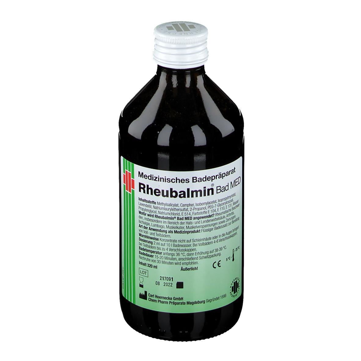 Rheubalmin® Bad MED