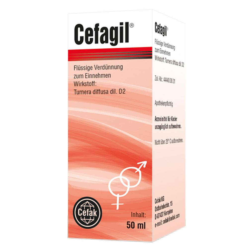 Cefagil® Tropfen