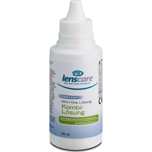 Lenscare Kombi Pocket Lösung