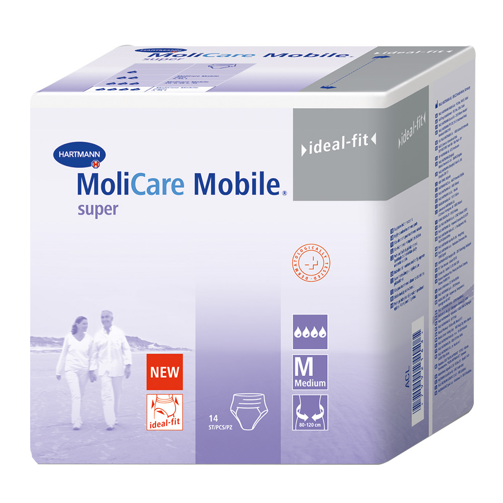 MoliCare Mobile® super medium 80-120 cm