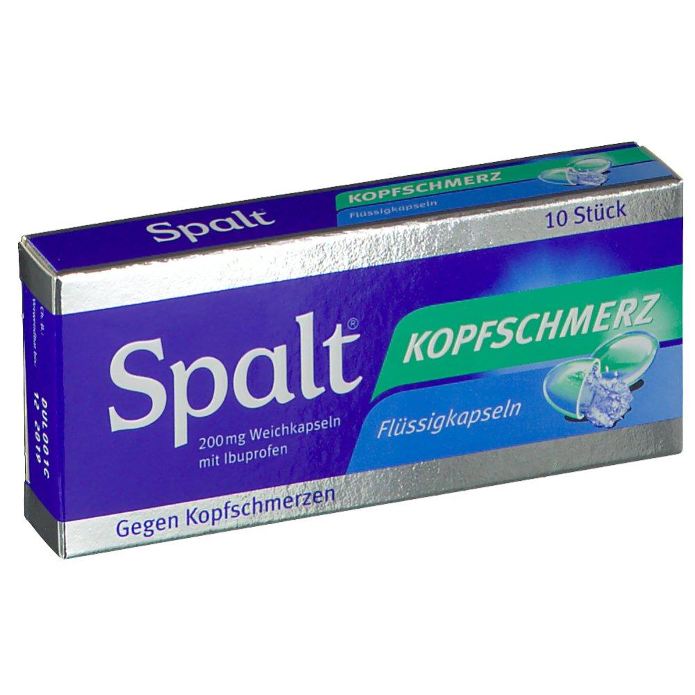 Spalt® Kopfschmerz Kapseln