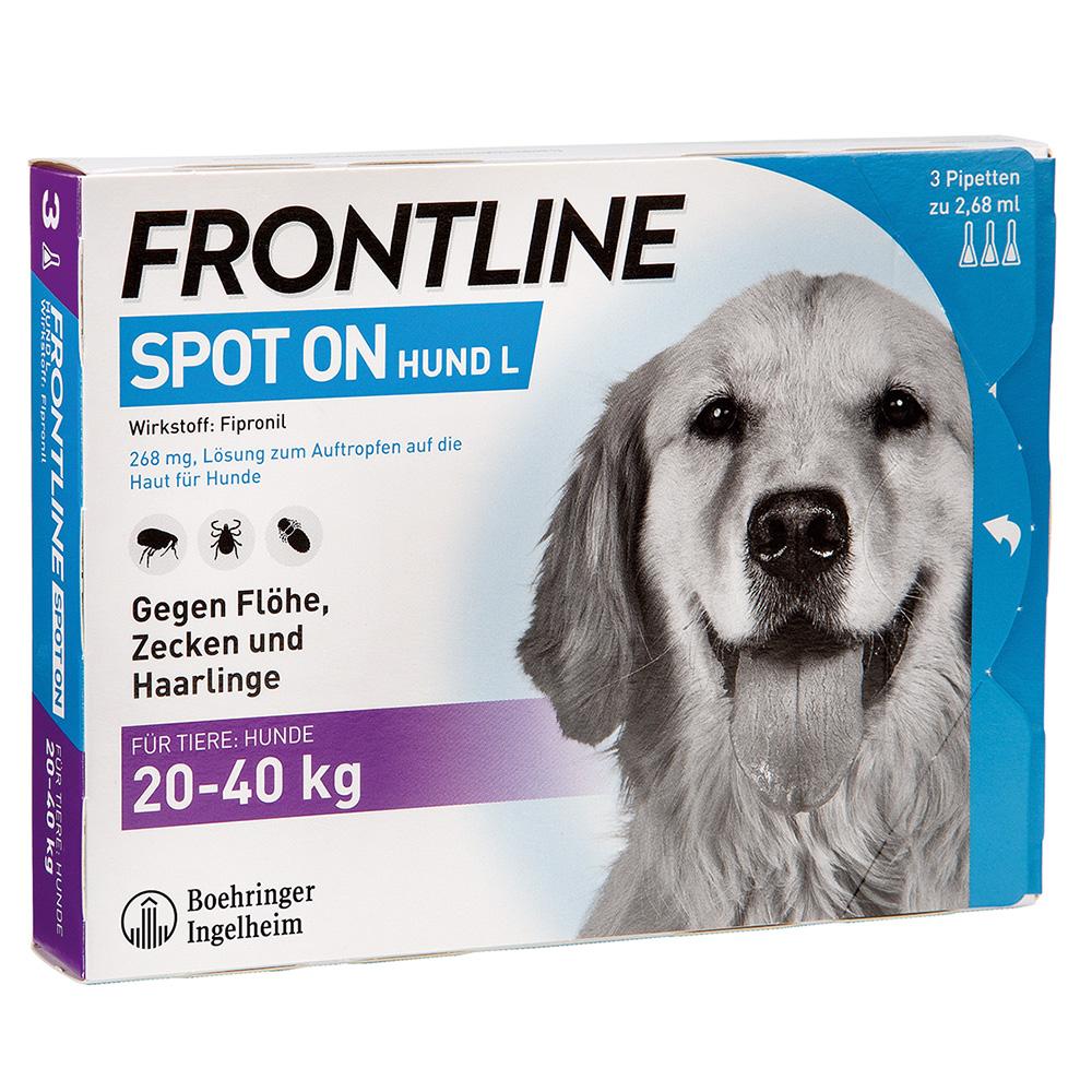 Frontline® Spot on Hund L