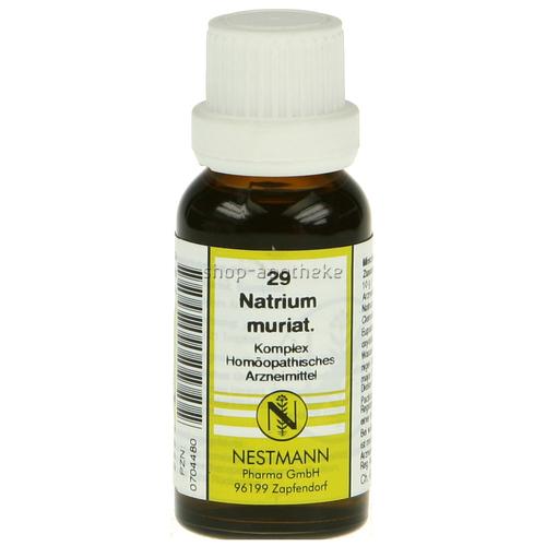 Natrium muriat. 29 Komplex Dilution