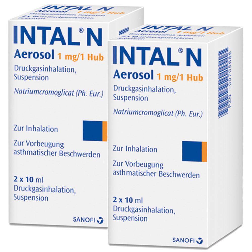 Intal® N Aerosol