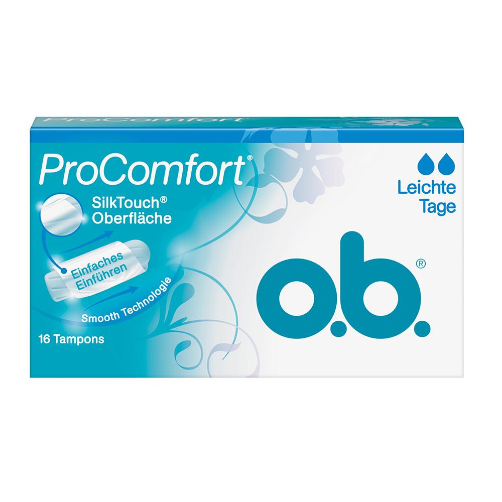 o.b.® ProComfort® leichte Tage