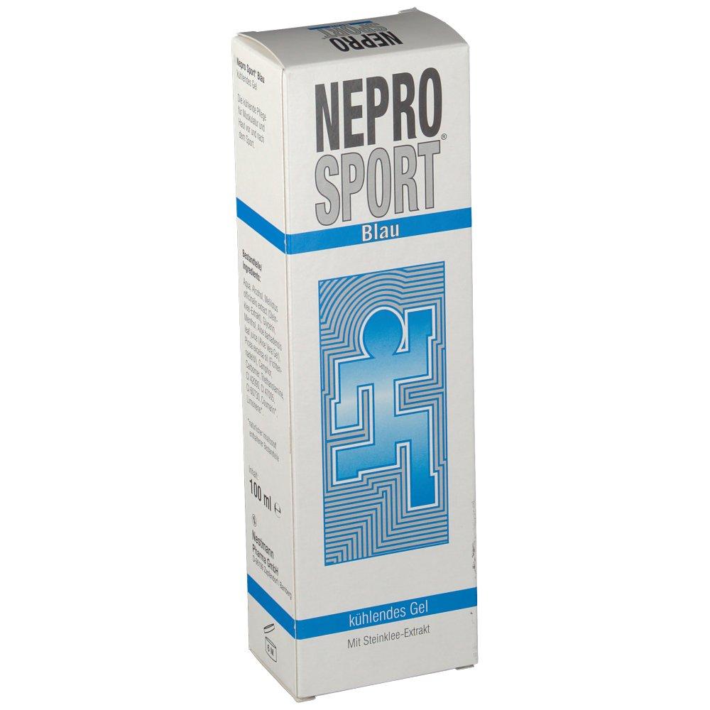 Nepro Sport Blau