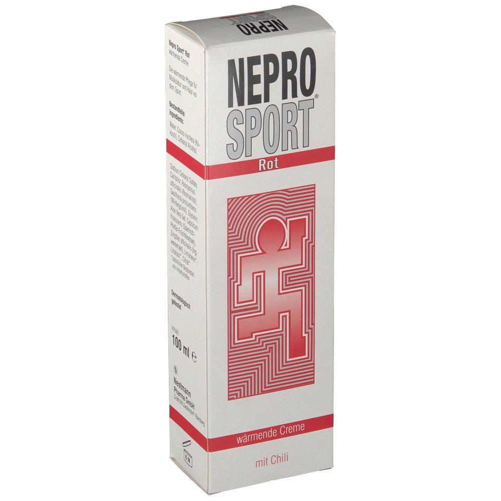 Nepro Sport ROT